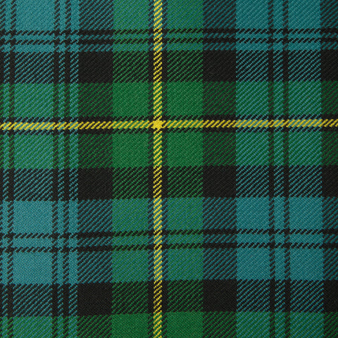 Campbell Of Louden Caledonian Tartan Check 100% Wool