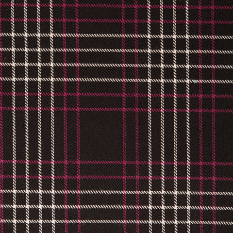 Central High Tharthan Tartan Check 65% Poly 35% Visc