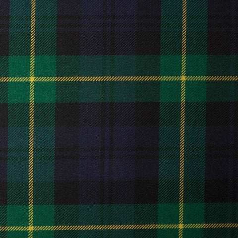 Gordon (B) Alba Tartan Check 100% Wool