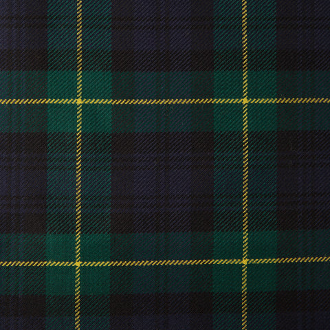 Gordon (G) Alba Tartan Check 100% Wool
