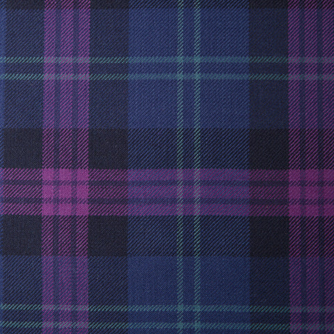 Great Scott (B) Alba Tartan Check 100% Wool