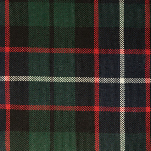 Hunter Tharthan Tartan Check 65% Poly 35% Visc