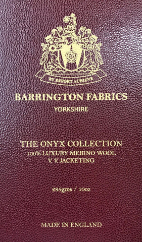 The Onyx Jacketing Collection Folder