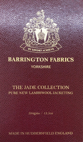 The Jade Lambswool Collection Folder