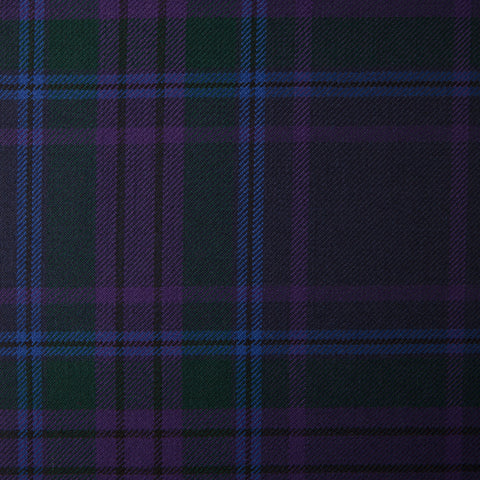Spirit Of Scotland (B) Alba Tartan Check 100% Wool