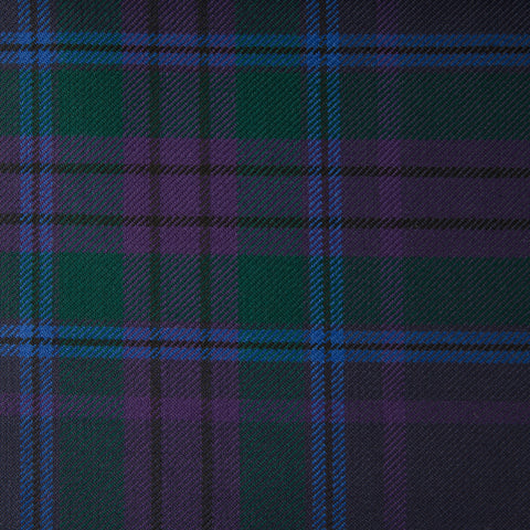 Spirit Of Scotland (G) Alba Tartan Check 100% Wool