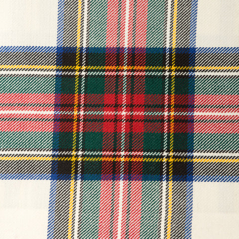 Stewart Dress (G) Alba Tartan Check 100% Wool