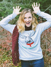 Merry Christmoose Sweatshirt - Unisex