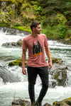 Katmai National Park Alaska T-Shirt, Brooks falls bear