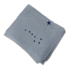 Big Dipper Stars Fleece Throw, Stargazing Blanket