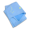 Alaska Flag Blanket, Super soft Sweatshirt Fleece