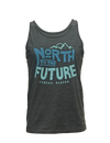 Unisex Workout Training Tank Top, Juneau Alaska