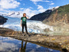 Hike to the Mendenhall Glacier, Alaska T-shirt
