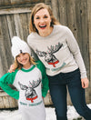 Merry Christmoose Sweater Party