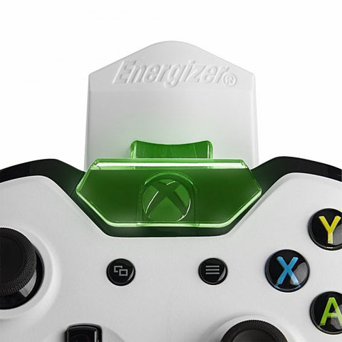 Xbox One Energizer 2X Charging Station (0018-NA-WH)