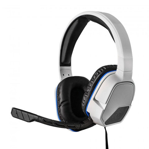 PS4 Afterglow LVL3 Wired White Headset (051-032-NA-WH)