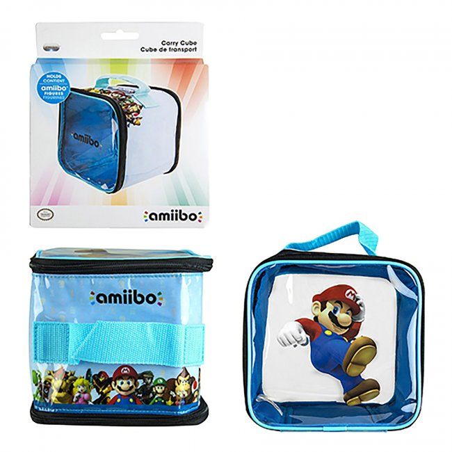 Amiibo Carry Cube (085-009-NA)