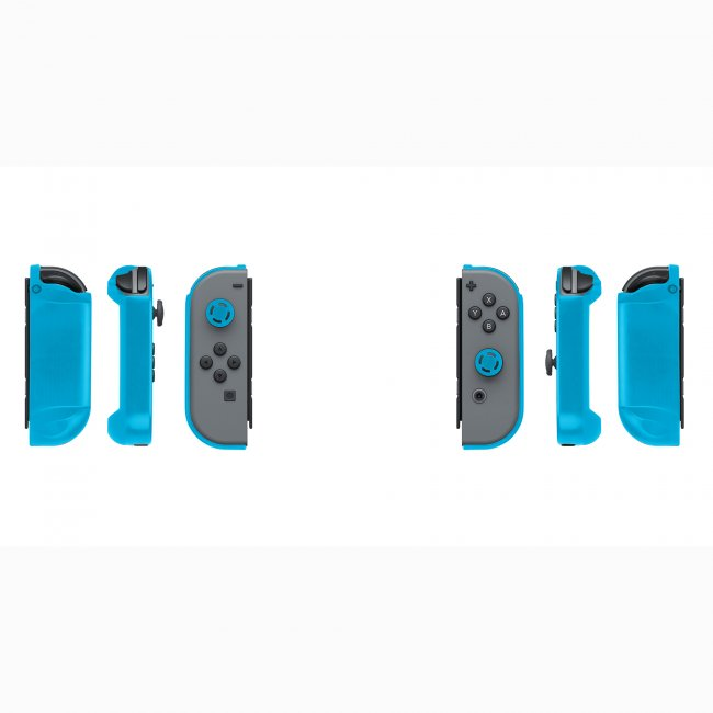 Switch Joy-Con Armor Guards - 2 Pack Assorted (500-033)