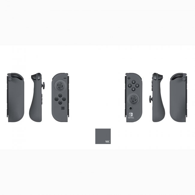 Switch Joy-Con Gel Guards - Grey (500-034)