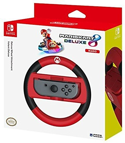 Switch Mario Kart 8 Deluxe Mario Wheel (NSW-054U)