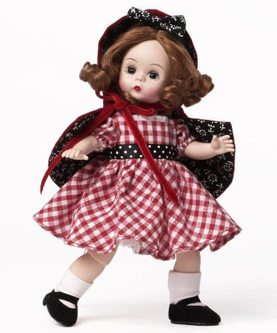 Madame Alexander Red Riding Hood - Peazz Toys