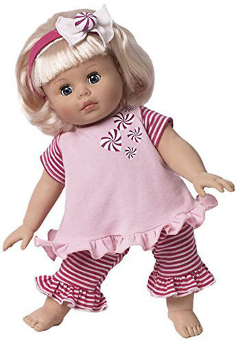 Madame Alexander My Little Girl Peppermint Kisses Doll - Peazz Toys