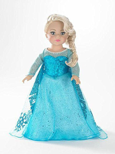 Madame Alexander Elsa, Frozen, 18 Collectible Doll