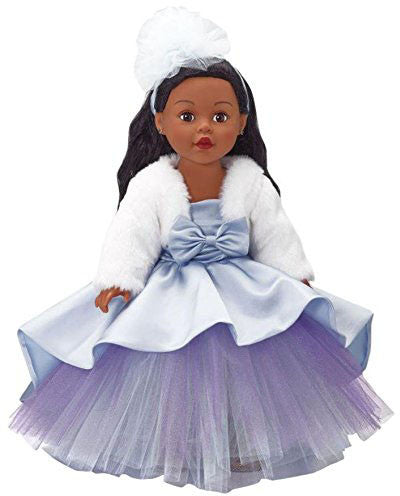 Madame Alexander A/A Blue Shimmer Princess Doll, 18