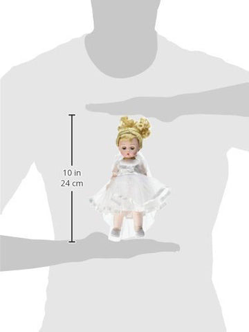 "Madame Alexander My First Communion 8"" Blonde Doll - Peazz Toys - 2"