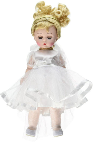 "Madame Alexander My First Communion 8"" Blonde Doll - Peazz Toys - 1"