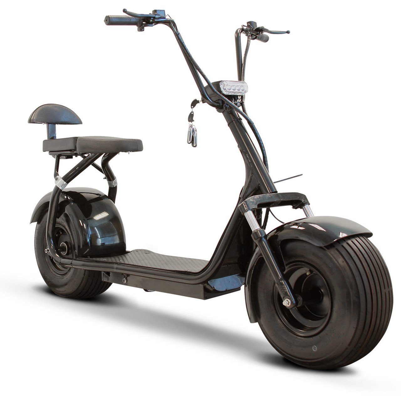 EWheels Ew-08W Fat Tire Electric Scooter Wireless Bluetooth Scooter