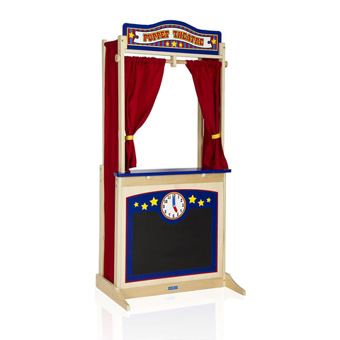 Guidecraft G51072 Wooden Floor Theater - Peazz Toys