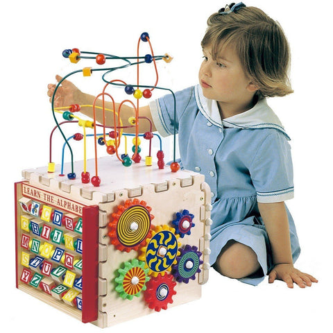 Anatex DMP9014 Deluxe Mini Play Cube
