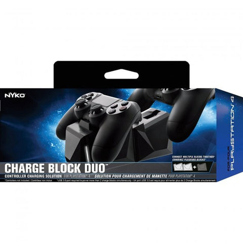 PS4 Charge Block Duo (83231)