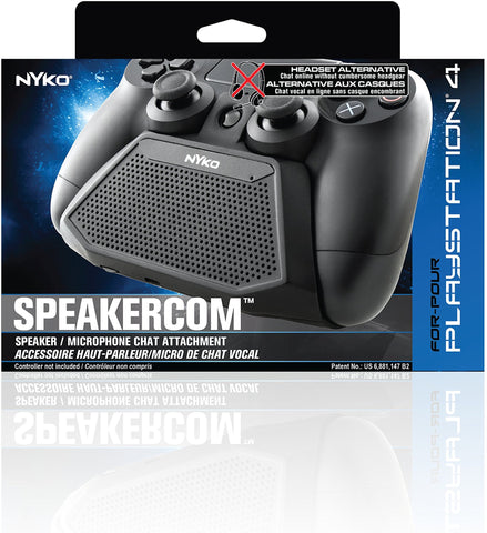 PS4 SpeakerCom (83234)