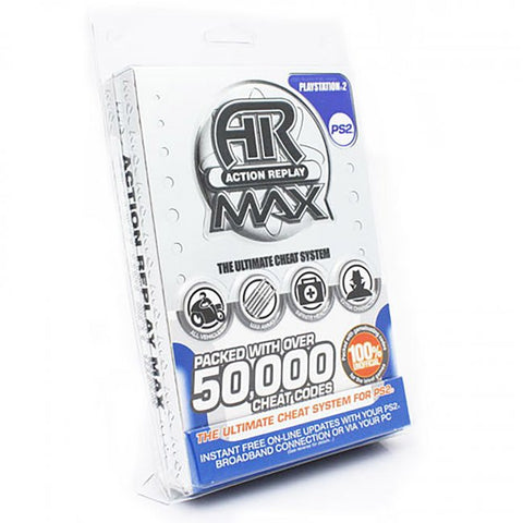 PS2 Action Replay Max (EF000306)