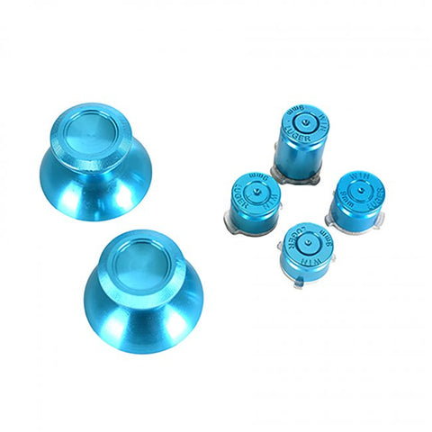 Xbox One Aluminum Buttons & Analog Sticks - Blue (GB-XBO-TG1)