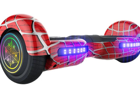 GLARE SM1 Red Hoverboard