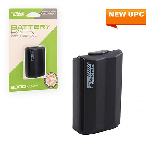 Xbox 360 Rechargeable Stylized Battery Pack (KMD-360-5648)