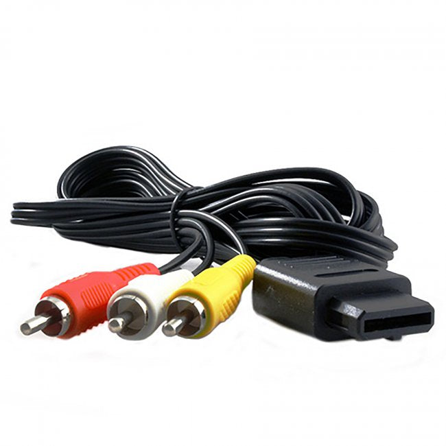 Gamecube AV Cable - New Bulk (KMD-GC-0353)