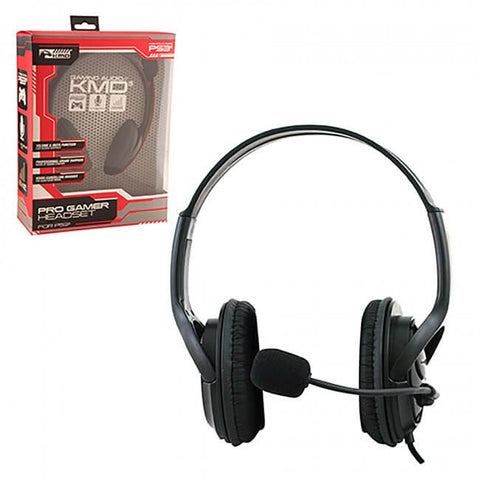 PS3 Wired Pro Gamer Headset (KMD-P3-2258)
