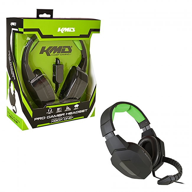 Xbox One Wired Chat Headset (KMD-XB1-5341)