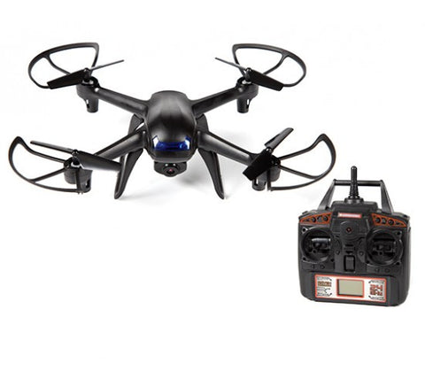 World Tech Toys 2.4Ghz Raven Spy Drone with Video Camera 4.5 Channel RC Quadcopter