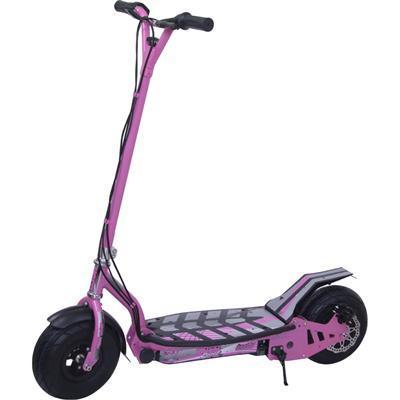 UberScoot Evo-300-Pink 300w Electric Scooter Pink