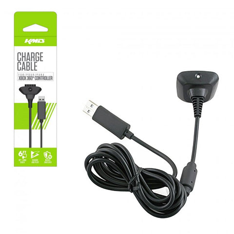 Xbox 360 Charge Cable (KMD-360-9326)