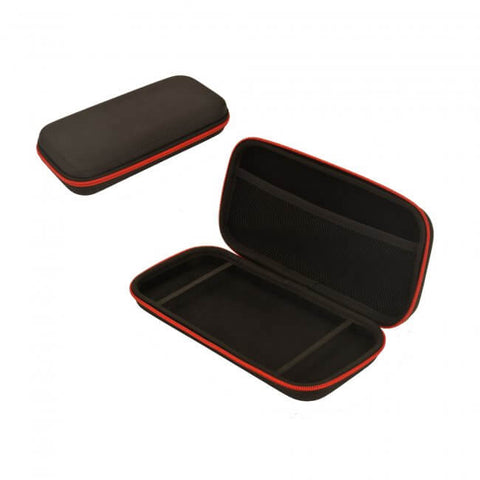 Switch Console Carrying Case w/ Red Zipper (KMD-NS-9721)