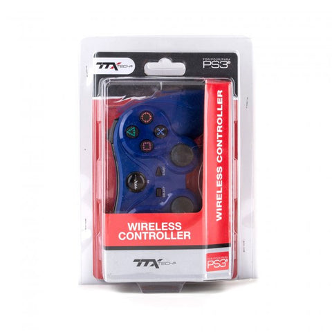 PS3 Wireless Controller - Blue (NXP3-806)