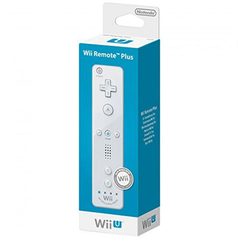 Wii Remote Plus - White (NXW-124)