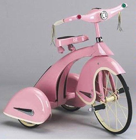 Airflow TSK003 Sky Princess Tricycle - Pink - Peazz.com