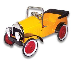 "The ""Harry"" Jalopy Pedal Car J39H - Peazz.com"